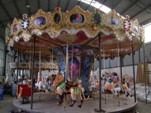 Grand carousel from Beston