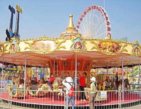 Fairground Grand Appearance Ride For Amusement