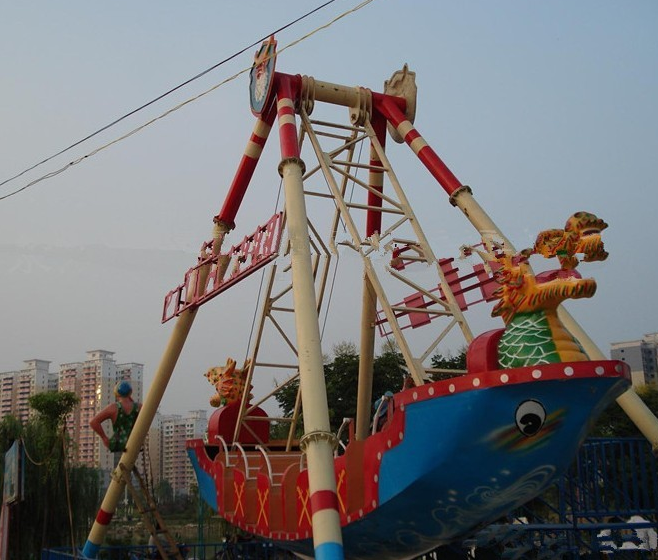 best selling pirate ship rides in China