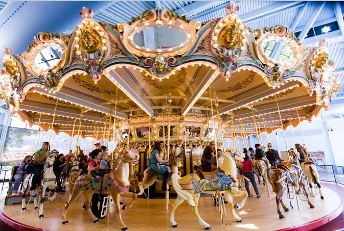 buy high quality carousel ride for sale