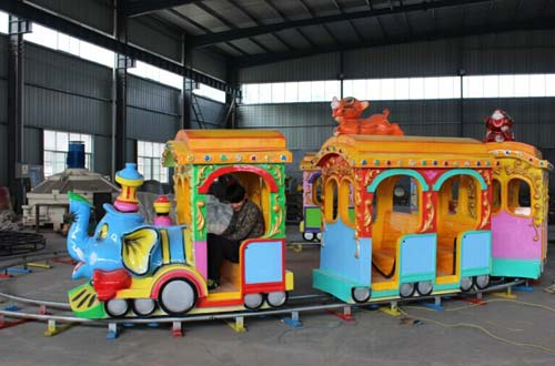 backyard ridable trains for sale