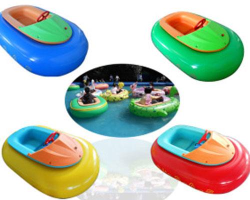 Kids electric bumper boat