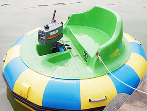 Electric water bumper boat for sale