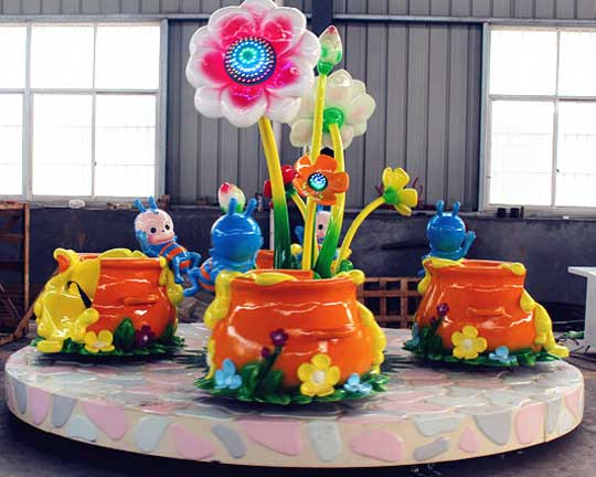 top-flower-tea-cup-rides-supplier-in-China
