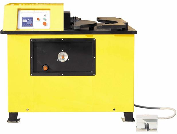 hydraulic moulder