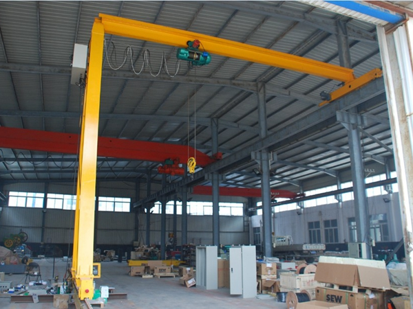 BMH-Single-Girder-Semi-Gantry