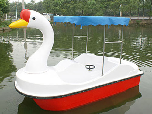 quality swan model paddle boats