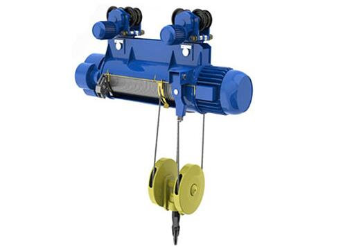 Basics Of The 1 Ton Electric Hoist