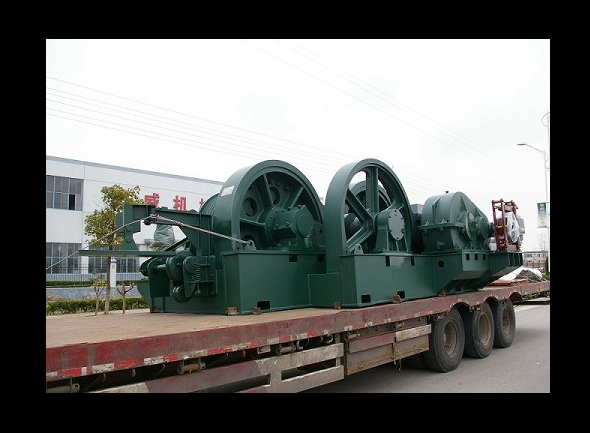 rope winches manufacturer
