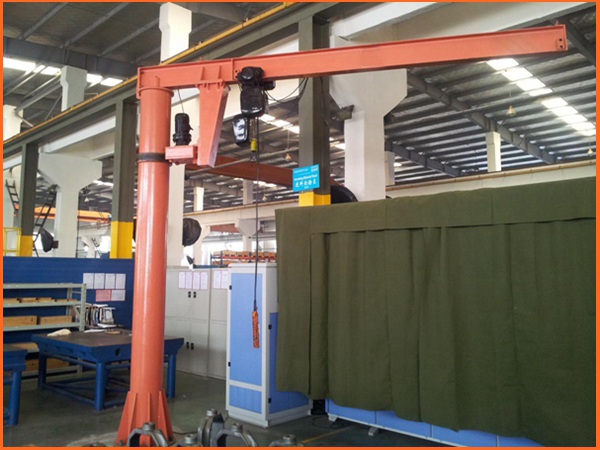 1-ton-bz-fixed-jib-crane-for-sale
