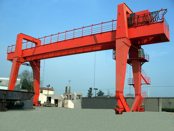 Ellsen well performance cantilever gantry crane with high quality for sale