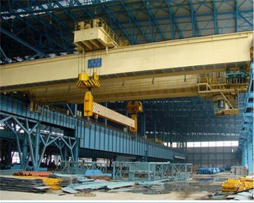 QL type overhead crane with carrier beam