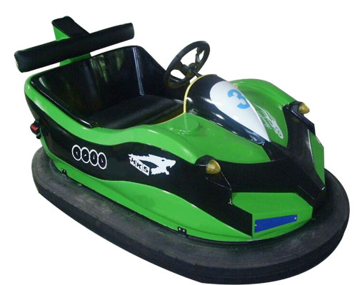 Buy new products bumper cars on batteries