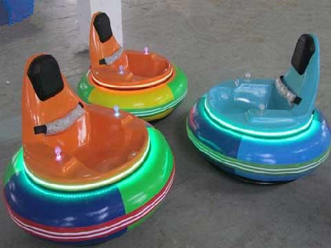 Spinning Bumper Cars