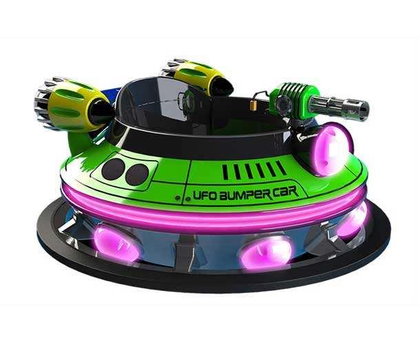Spinning Bumper Cars Rides