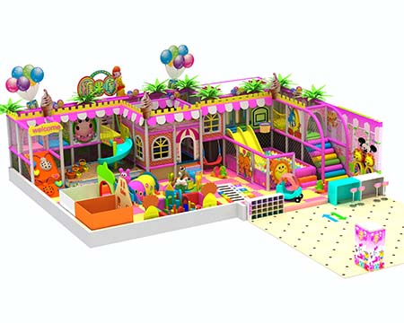 Buy Indoor Playground From China