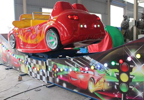Rockin Tug Amusement Ride