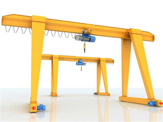 Motorized Gantry Cranes