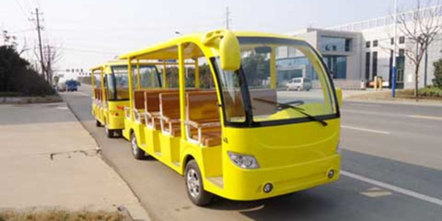 Trackless Train for Amusement Park