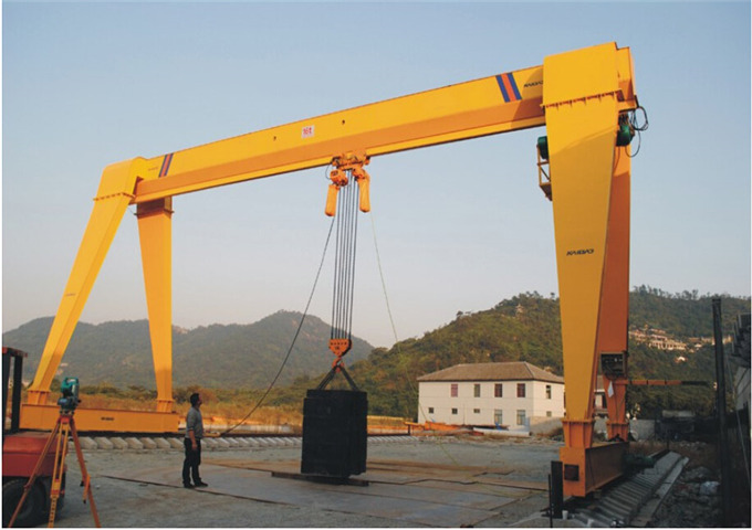 how to buy gantry crane safely
