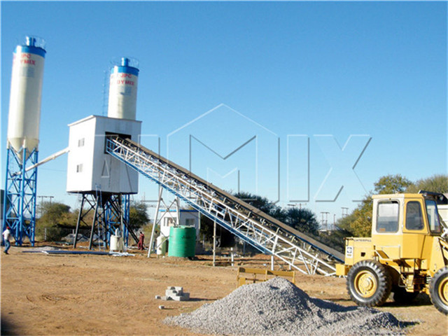 Precast Concrete Mixing Batching Plant Price