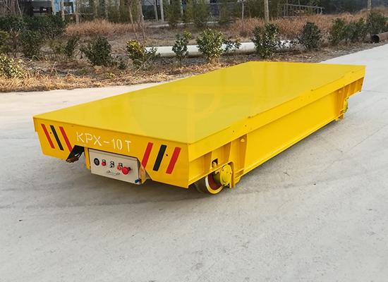 Heavy-Load-Motorized-Transfer-Trolley