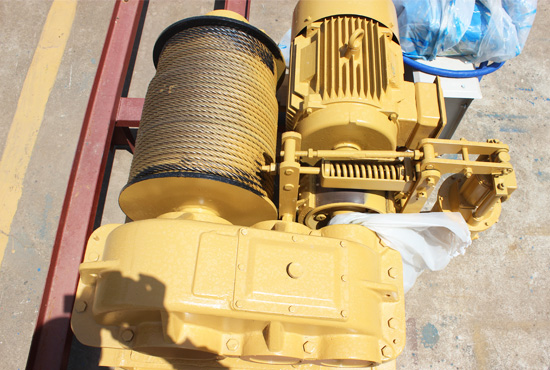 Wire Rope Winch for Sale